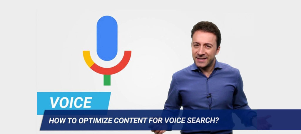 How to optimise content for voice search?