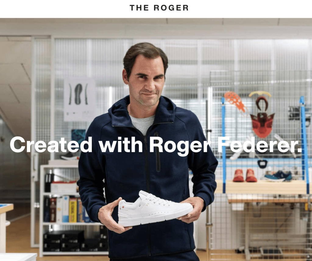The Roger Live
