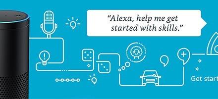 Alexa Skills or Google Actions