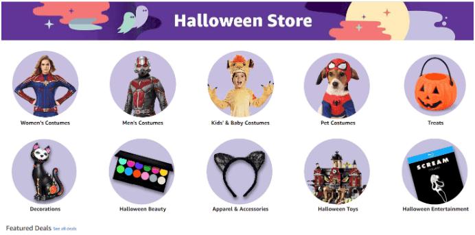 Halloween Example 3