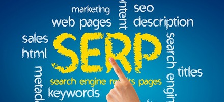 Search Engine Results Page (SERP)