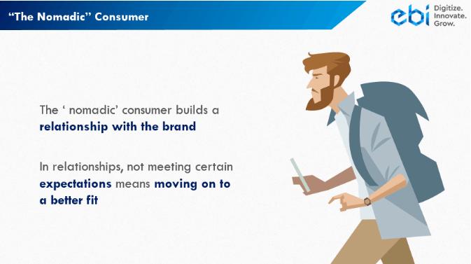 Subscription economy transforming consumer behaviors - The Nomadic consumer