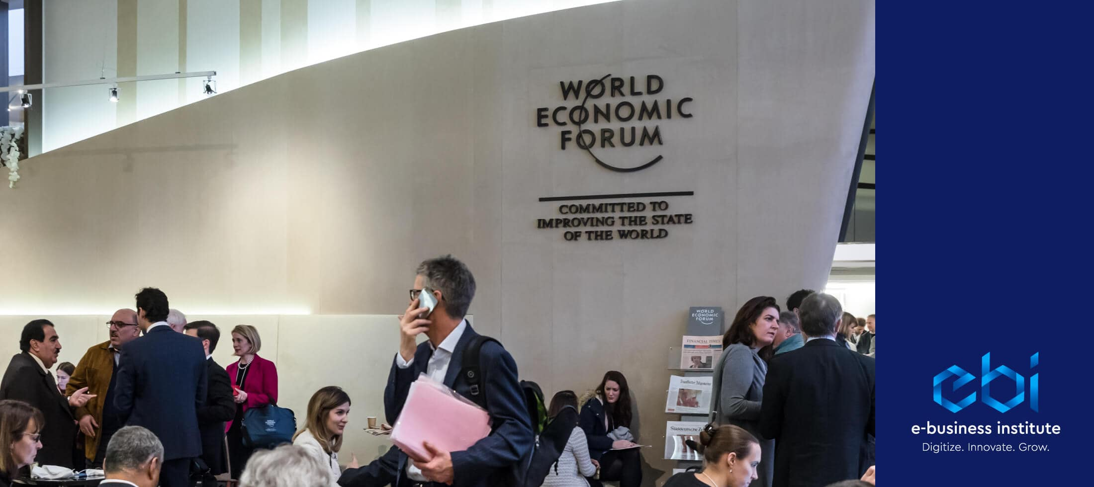 Davos 2020: shaping the future of consumption hero image