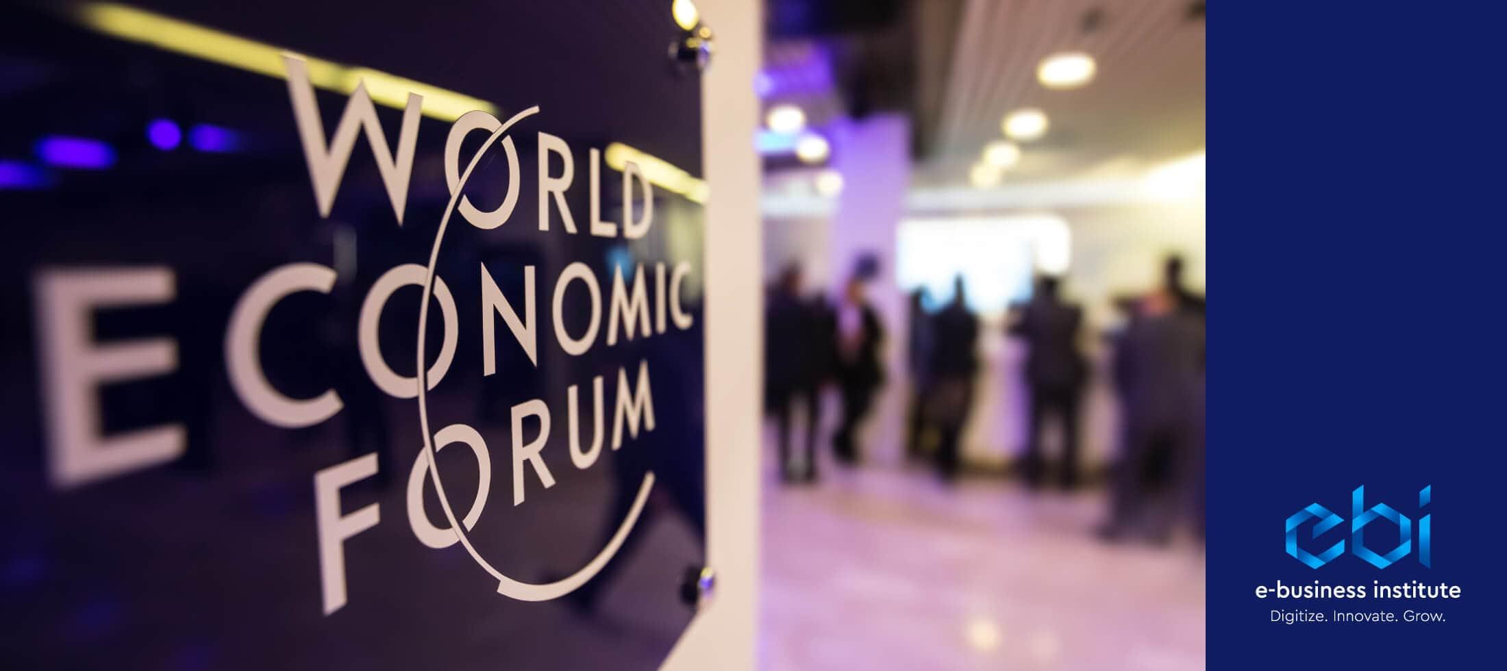 Luigi Matrone is among the experts at Davos 2020 Hero Image