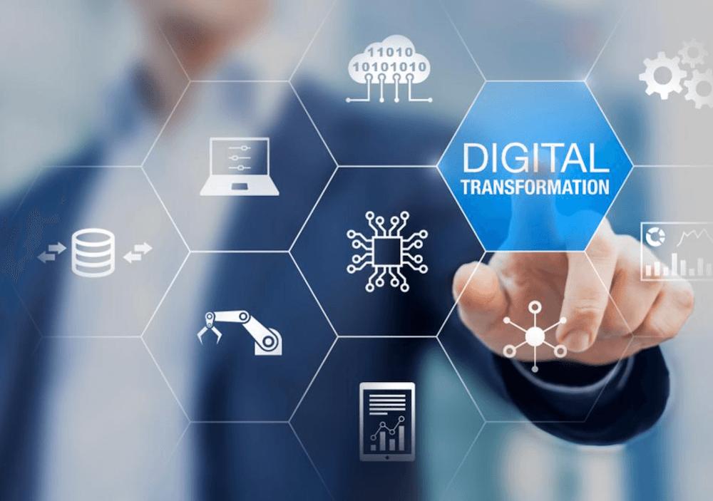 Future of the Digital Economy digital transformation