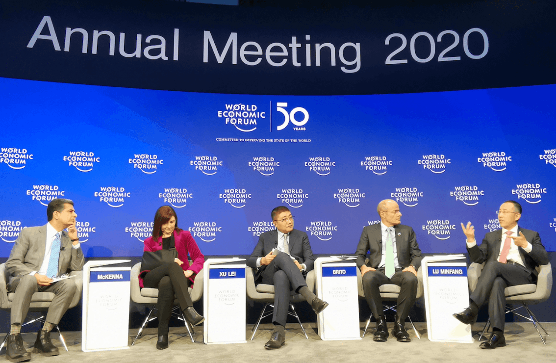Davos 2020: shaping the future of consumption 1