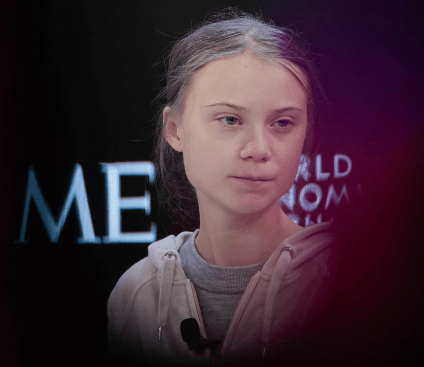 Shaping the Future of Consumption Greta Thunberg