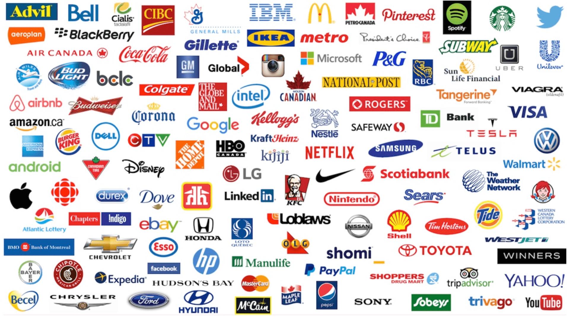 Brands spending money Example 1