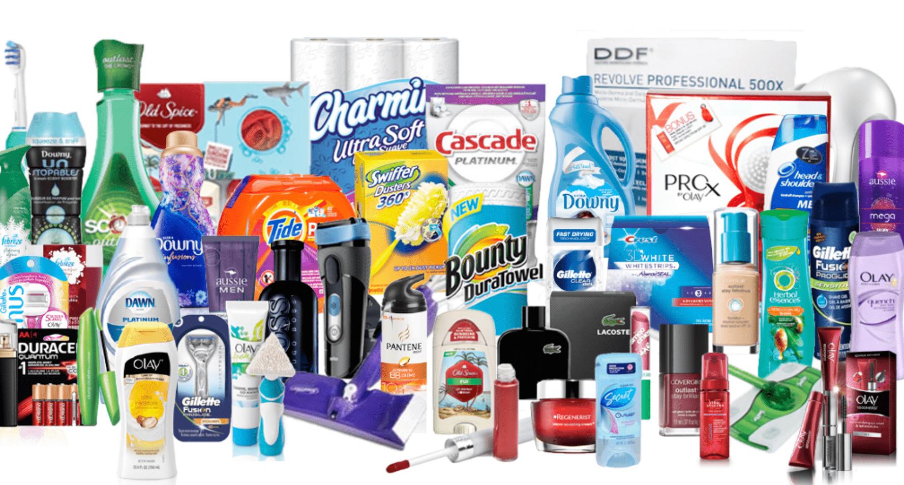 Brands spending money Example 2