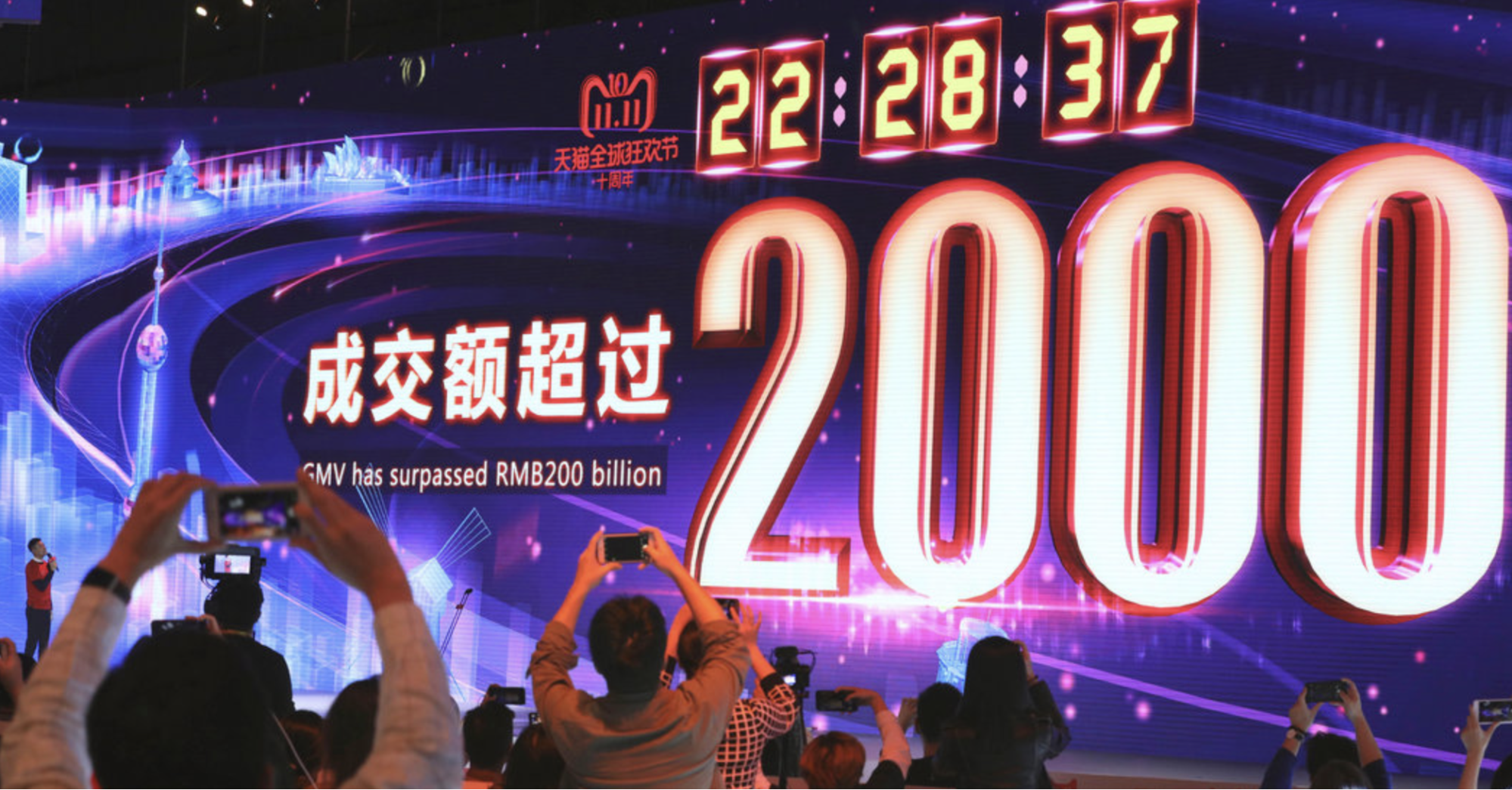 China S Online Shopping Culture Offers A Glimpse Of The West S Future Ebusiness Institute