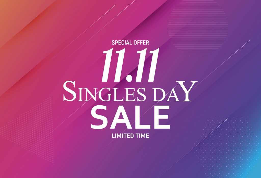 Singles Day 2020 Example 2