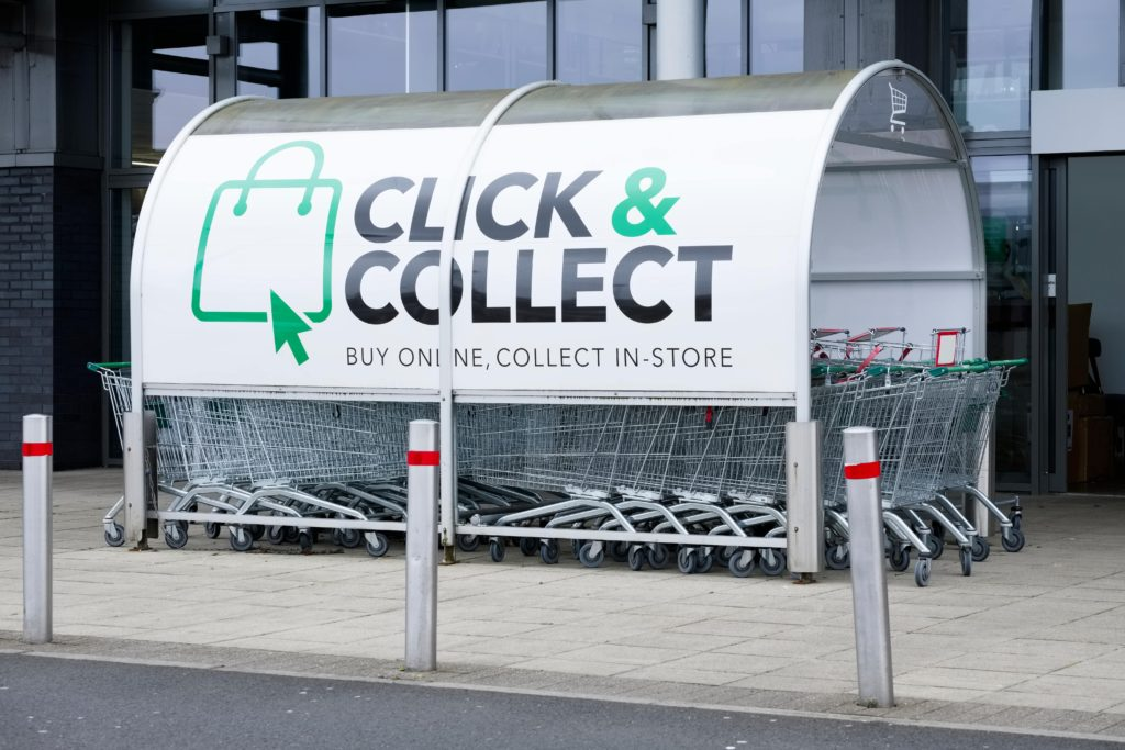 2021 Consumer Trends - Click and Collect Example