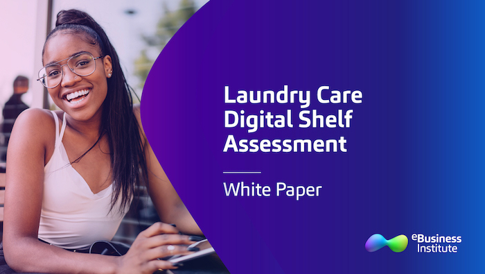 Laundry Care Digital Shelf Assessment White Paper Featured Image