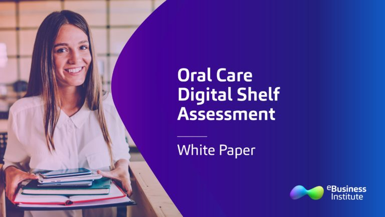 Oral Care Digital Shelf Assessment White Paper Featured Image