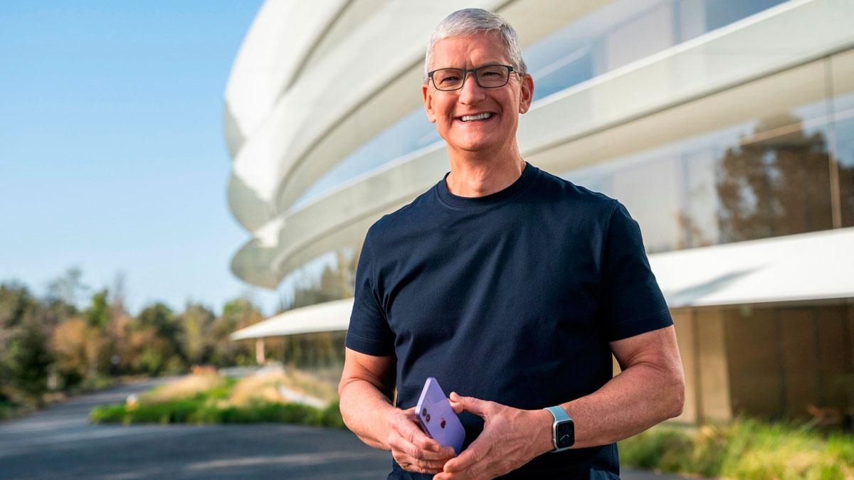 Apple announces